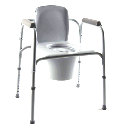 Invacare all in one commode at - Commode profondeur 35 ...