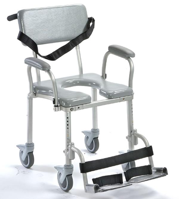 Nuprodx Multichair 4000tilt Pediatric Tilt Shower Chair