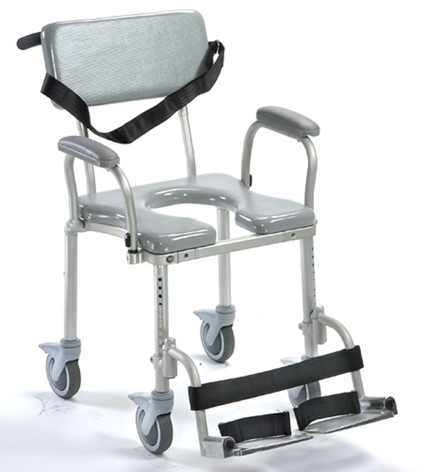 Nuprodx MultiCHAIR 4000Tilt Pediatric Tilt Shower Chair