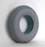 Primo Rebel Foam Filled Tire - 8 x 2
