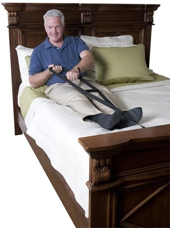 Stander bedcaddie 2085 at for Beds that sit up