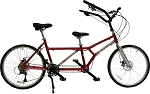 Buddy Bike Sport 27 Speed Tandem Bike