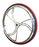 Colours Billet Wheels - 25 x 1