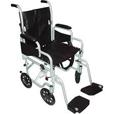Poly Flight Transport Chair Amp Wheelchair At Indemedical Com