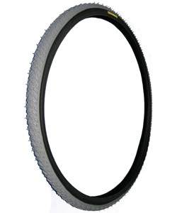 "Primo V-Trak Knobby Wheelchair Tires - 24 x 1 3/8"" (37-540)"