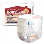 Tranquility ATN™ (All-Through-the-Night) Disposable Briefs