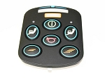 VSI-A Front Keypad (6 Buttons) - P75735