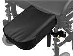 Comfort Swing-Away Amputee Wheelchair Attachment