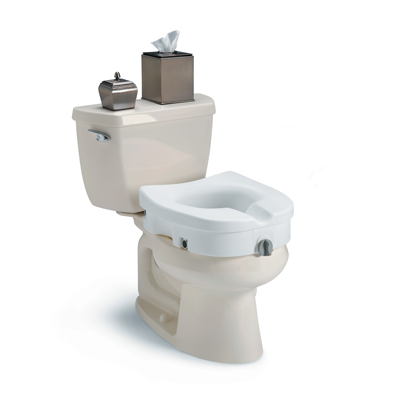 Clamp On Raised Toilet Seat At Indemedical Com