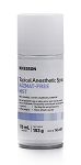 McKesson Topical Anesthetic Mist Spray Can
