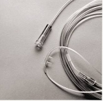 Nasal Cannula Continuous Flow Salter-Style Infant Curved, Tapered