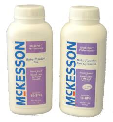 McKesson Performance Fresh Scent Baby Powder 14 oz