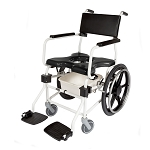 ActiveAid JTG 620SS Shower Commode Chair With 20