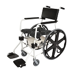 ActiveAid JTG 624SS Shower Commode Chair With 24
