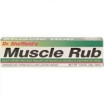 Dr. Sheffield's Muscle Rub - 1.25 oz Tube