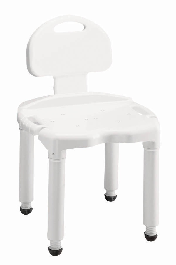 Carex Shower Chair at IndeMedical.com