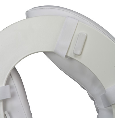 Pleasant Raised Vinyl Toilet Seat Cushion Uwap Interior Chair Design Uwaporg