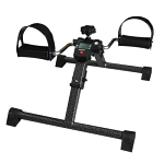CanDo Fold Up Pedal Exerciser with Digital Display