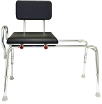 Eagle Padded Sliding Transfer Bench