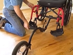 FreeWheel Folding Wheelchair Adaptor Kit