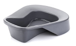 McKesson Graphite Pontoon Bedpans