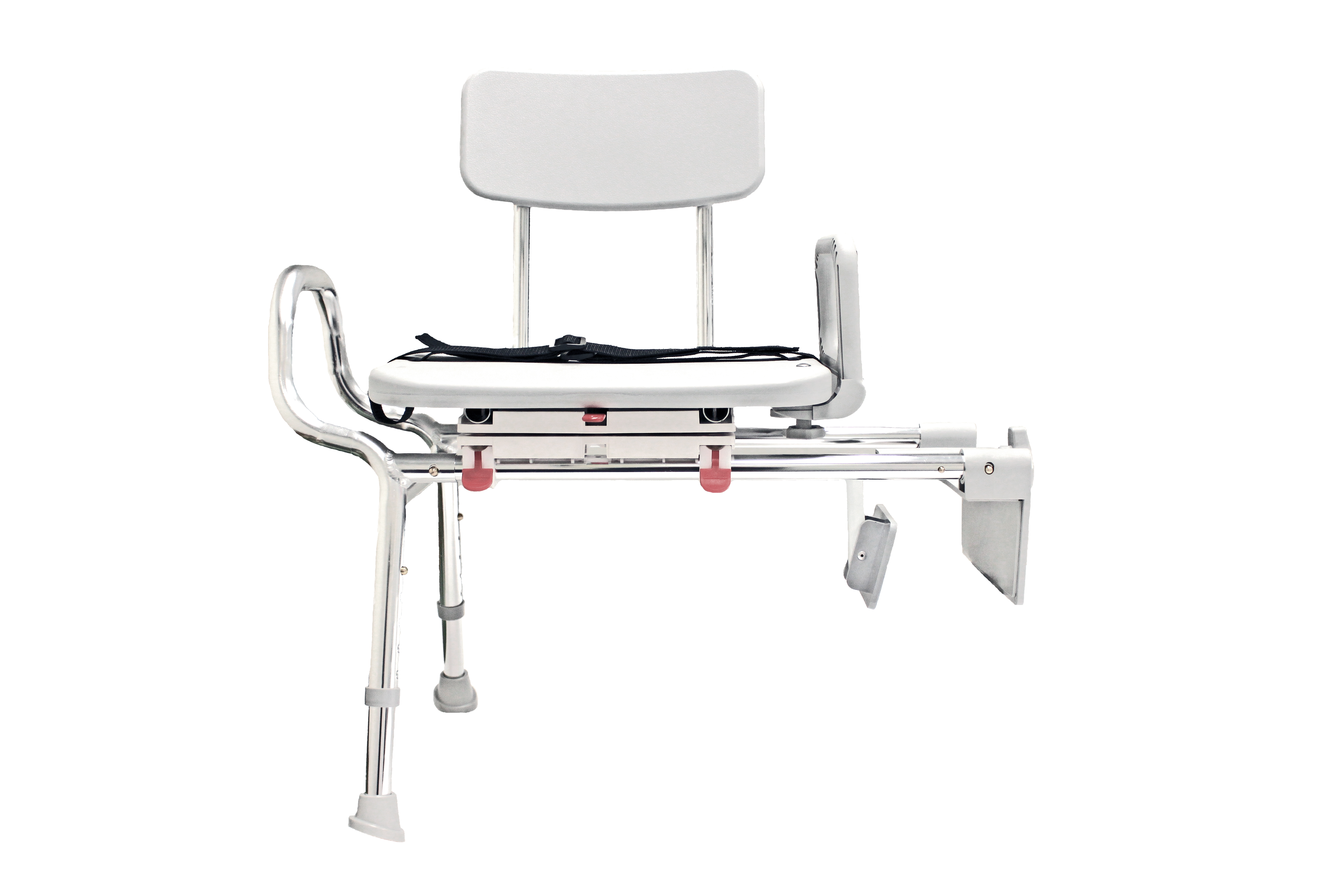 Eagle Snap N Save Sliding Tub Mount Transfer Bench with Swivel
