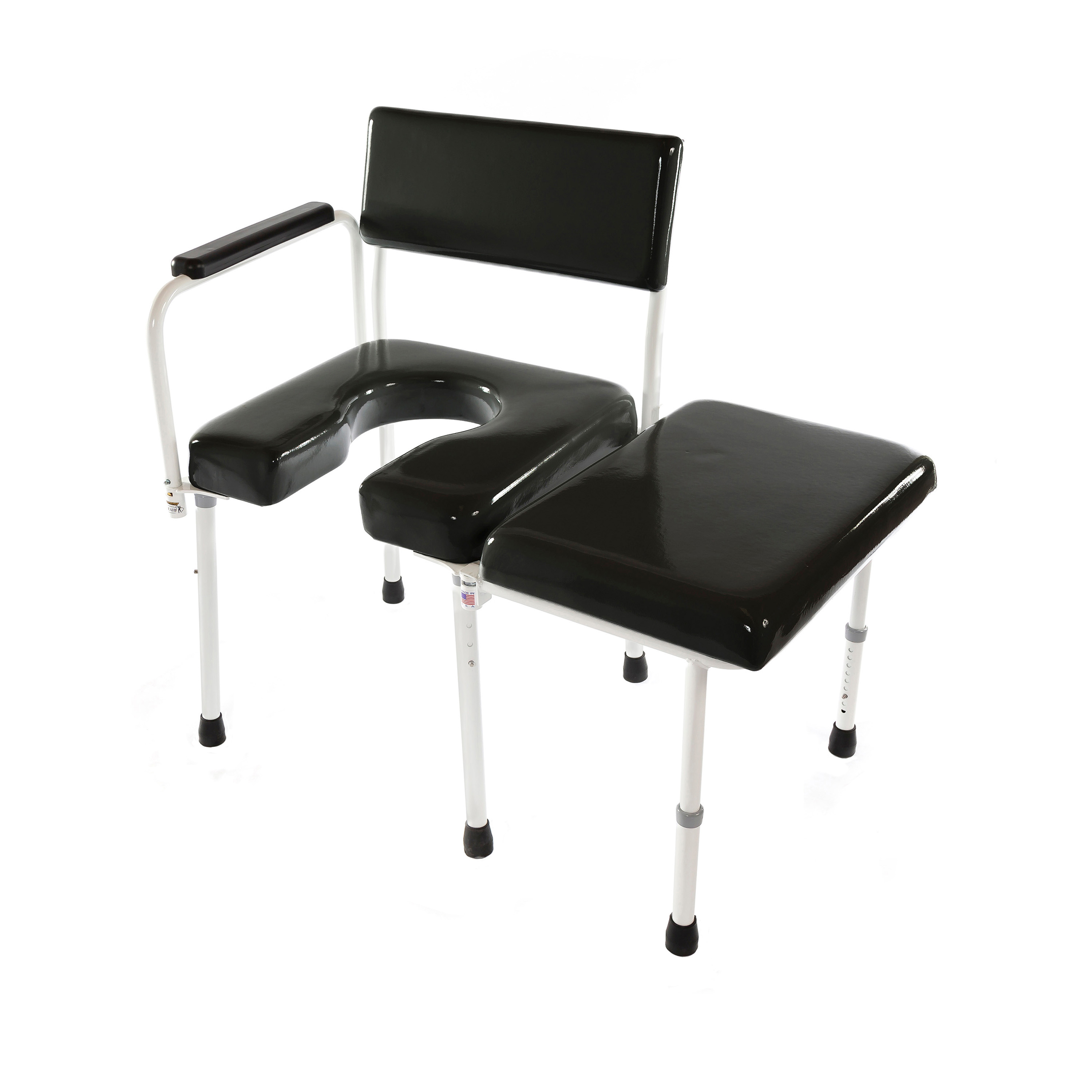 Phenomenal Activeaid 202 Bathroom Assist Chair Short Links Chair Design For Home Short Linksinfo