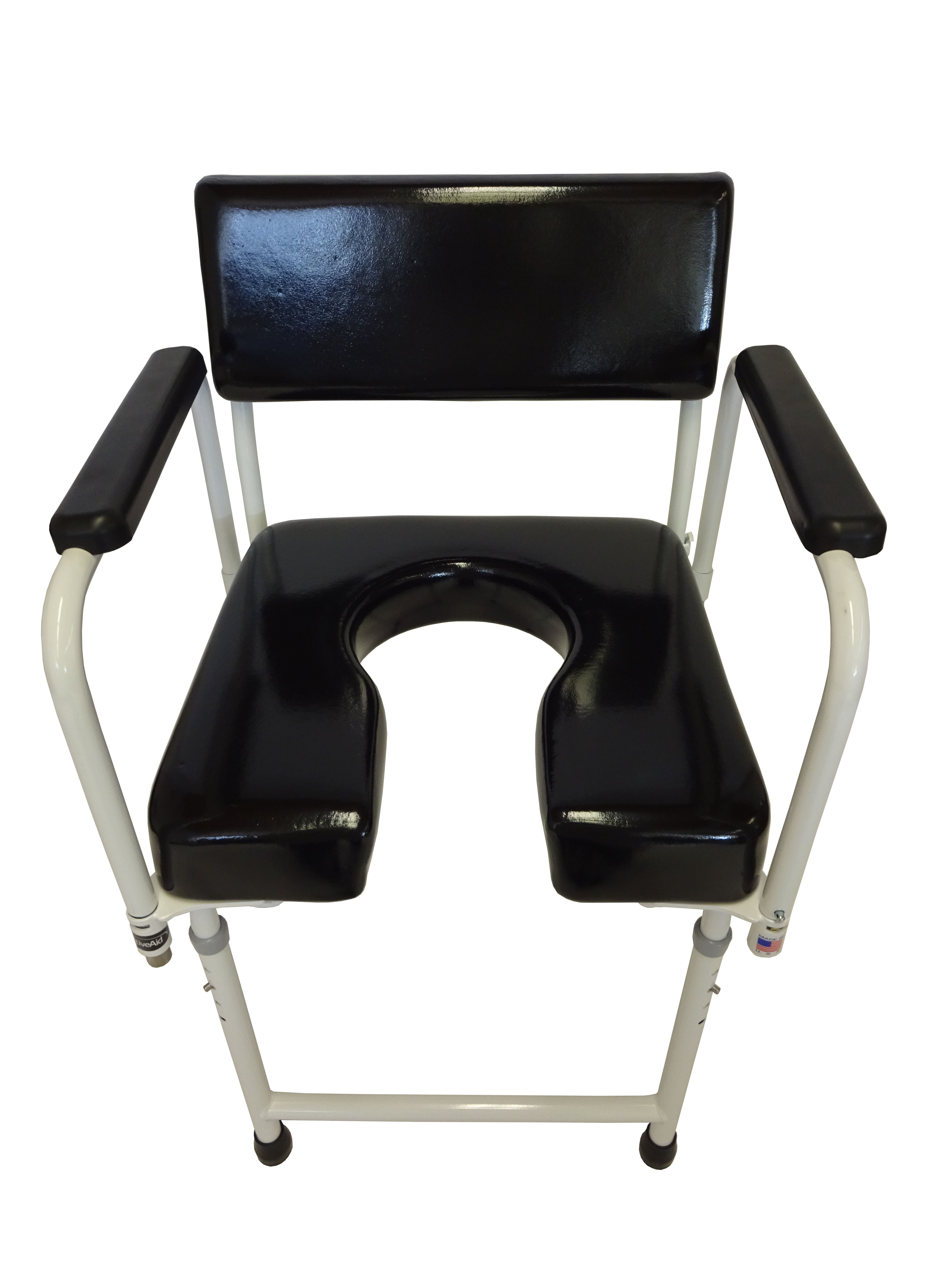 Fabulous Activeaid 202 Bathroom Assist Chair Short Links Chair Design For Home Short Linksinfo