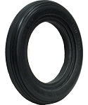 Multi-Rib Urethane Wheelchair Tire - 8 x 1-1/4