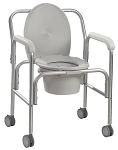 Drive Mobile Shower Commode Chair