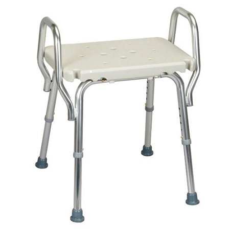 free shipping on the eagle shower chair with arms 62221