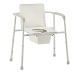 Invacare Heavy-Duty Commode