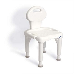 Invacare I-Fit Shower Chair with Back