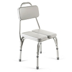 Invacare Vinyl Padded Shower Chair