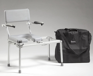 multiCHAIR 5100Tx Tub / Slider System with Carrying Case