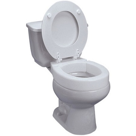 Super Maddak Hinged Elevated Toilet Seat At Indemedical Com Unemploymentrelief Wooden Chair Designs For Living Room Unemploymentrelieforg