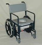 ActiveAid Shower/Commode Chair - Model 462-20