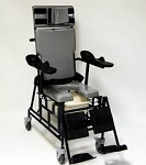 ActiveAid Traum-Aid Series 496 Reclining Shower/Commode Chair