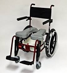 ActiveAid Model 922 AdVAnced Folding Shower/Commode Chair