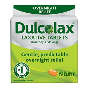 Dulcoflex Laxative Tablet - Box of 25
