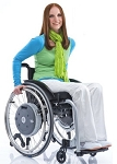 e-motion M15 Power Assist Wheelchair Wheels