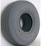 Sawtooth Foam Filled Tire - 11 x 4