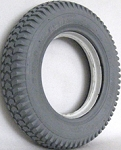 Primo Power Trax Heavy Duty Foam Filled Tire - 14 x 3