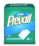 Prevail Disposable Underpad with Moderate Absorbency - 23