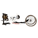 LeMond Fitness Handcycle Trainer w/o Power Pilot