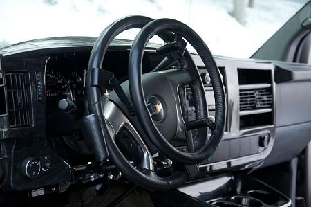 Sure Grip Steering Wheel Extension At IndeMedical