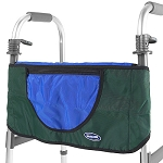 Walker Pouch - Forest Green/Deep Sea Blue