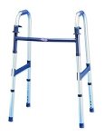 Invacare Heavy Duty Dual-Release Junior Walker with 5