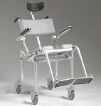 multiCHAIR 4000Tilt Roll-in Tilt-in-Space Shower Commode Chair