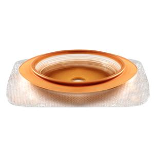 Natura Durahesive Convex Cut-to-fit Accordion Flange with Hydrocolloid Tape Collar